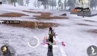 和平精英雪地地图滑雪板的隐藏玩法
