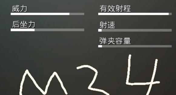 M24属性图