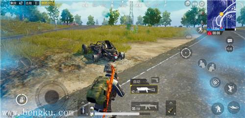 击倒车后的敌人-配图1
