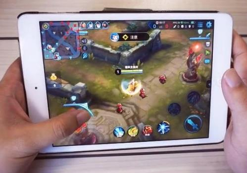 用ipad玩王者荣耀游戏加载界面总掉线的解决办法pad.jpg