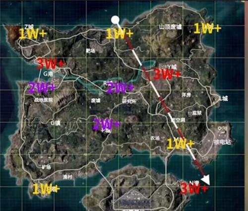 和平精英海岛地图夺宝战场玩法攻略配图